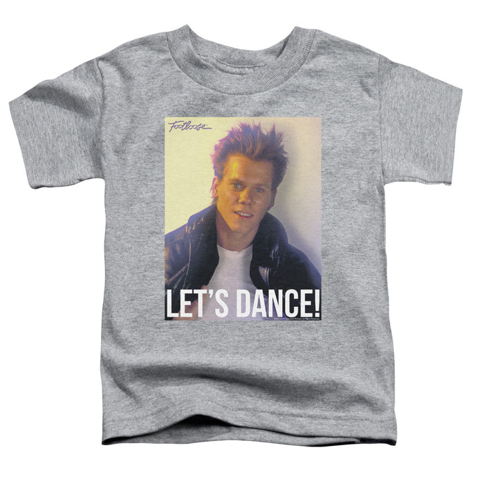 Footloose - Lets Dance Short Sleeve Toddler Tee - Special Holiday Gift