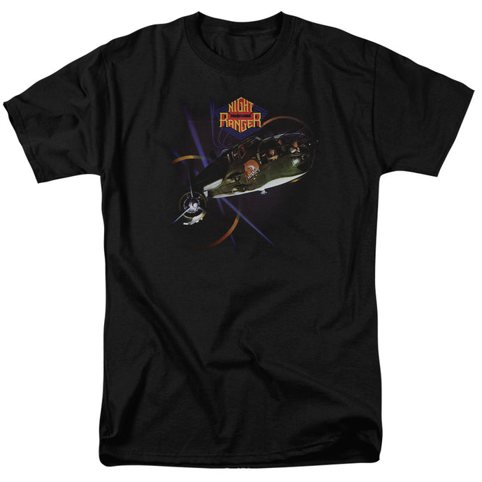 Night Ranger - 7 Wishes Short Sleeve Adult 18/1 Tee - Special Holiday Gift