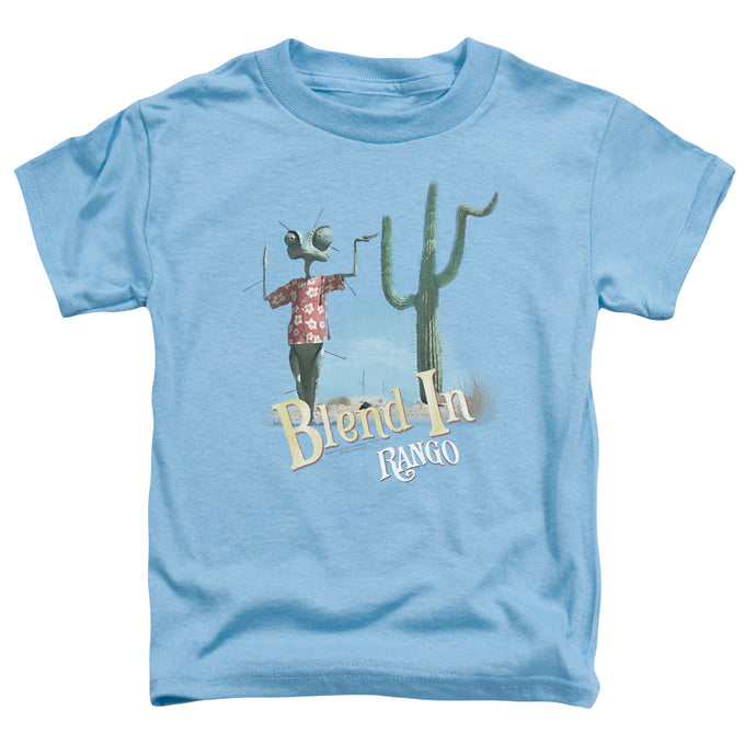 Rango - Blend In Short Sleeve Toddler Tee - Special Holiday Gift