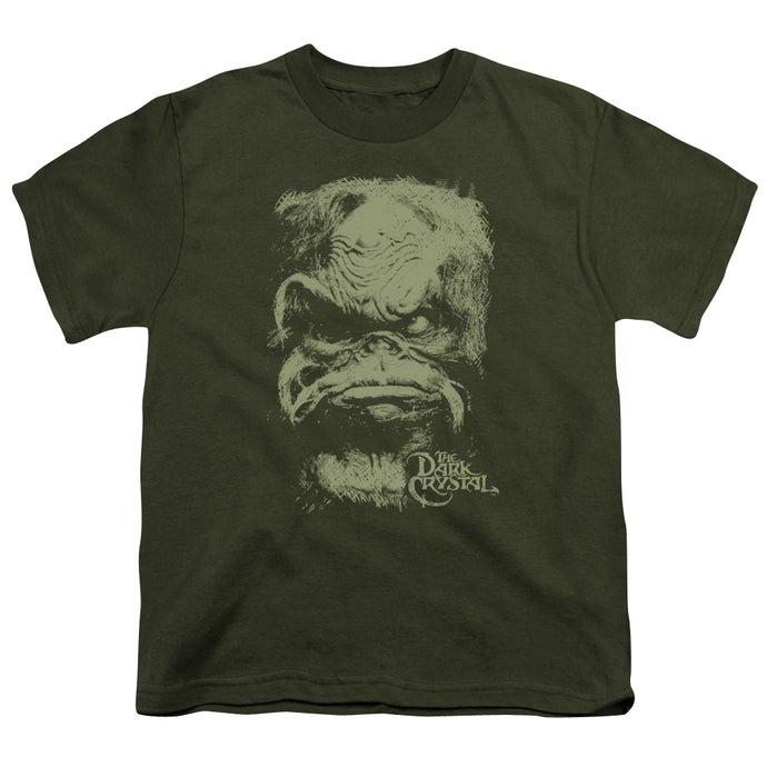 Dark Crystal - Aughra Short Sleeve Youth 18/1 Tee - Special Holiday Gift