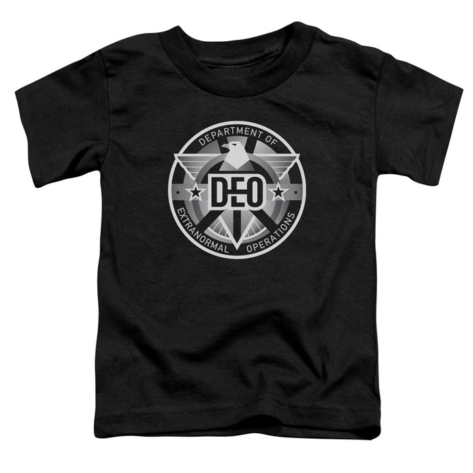 Supergirl - Deo Short Sleeve Toddler Tee - Special Holiday Gift