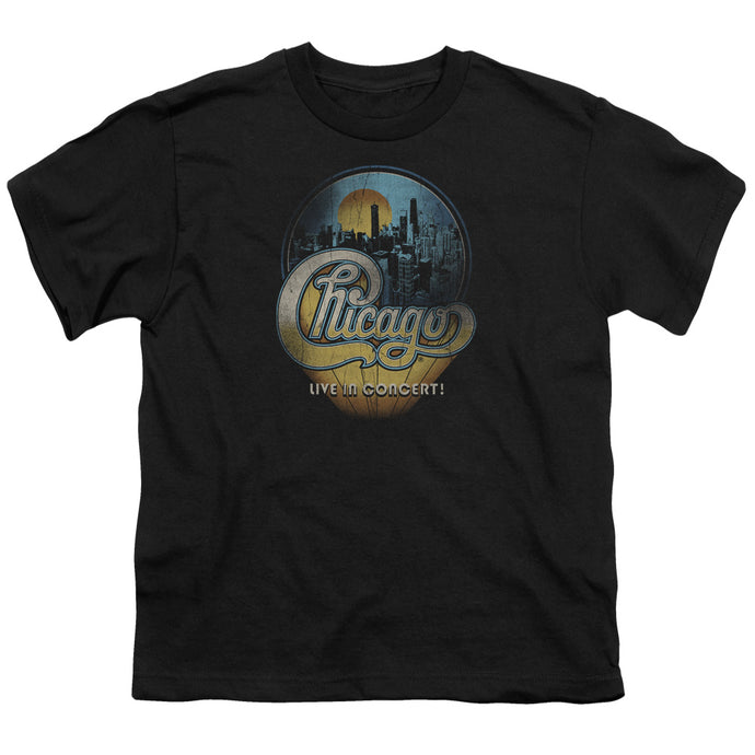Chicago - Live Short Sleeve Youth 18/1 Tee - Special Holiday Gift