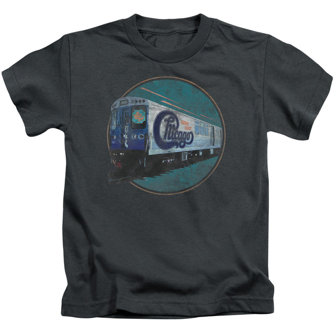 Chicago - The Rail Short Sleeve Juvenile 18/1 Tee - Special Holiday Gift