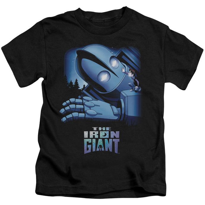 Iron Giant - Giant And Hogarth Short Sleeve Juvenile 18/1 Tee - Special Holiday Gift