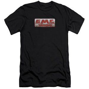 Gmc - Beat Up 1959 Logo Short Sleeve Adult 30/1 Tee - Special Holiday Gift