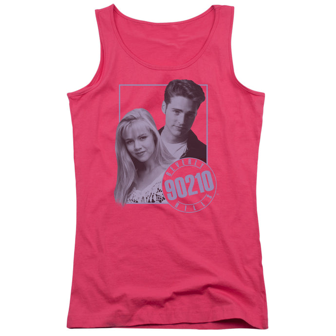 90210 - Brandon & Kelly Juniors Tank Top - Special Holiday Gift