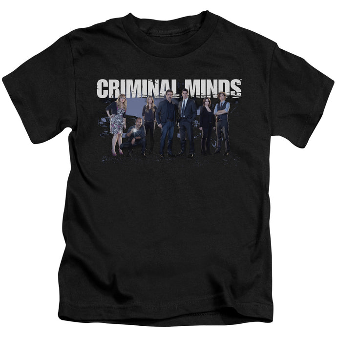 Criminal Minds - Season 10 Cast Short Sleeve Juvenile 18/1 Tee - Special Holiday Gift
