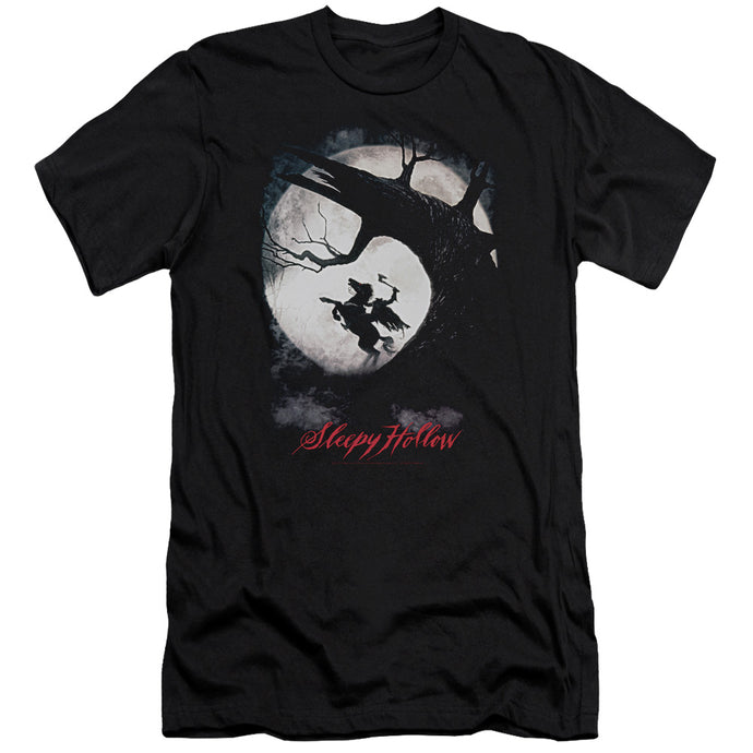 Sleepy Hollow - Poster Short Sleeve Adult 30/1 Tee - Special Holiday Gift