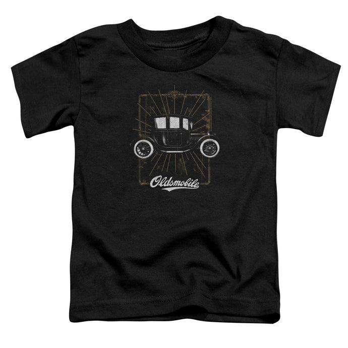 Oldsmobile - 1912 Defender Short Sleeve Toddler Tee - Special Holiday Gift