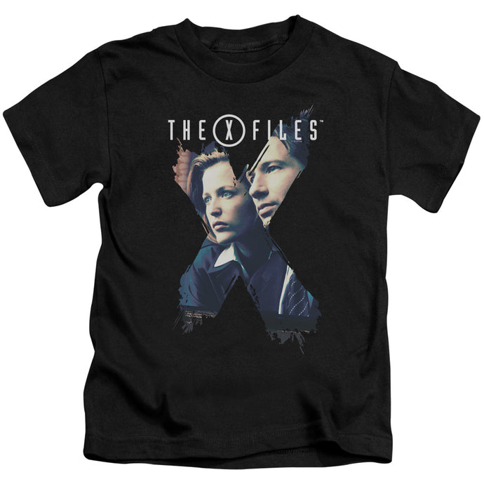 X Files - X Agents Short Sleeve Juvenile 18/1 Tee - Special Holiday Gift