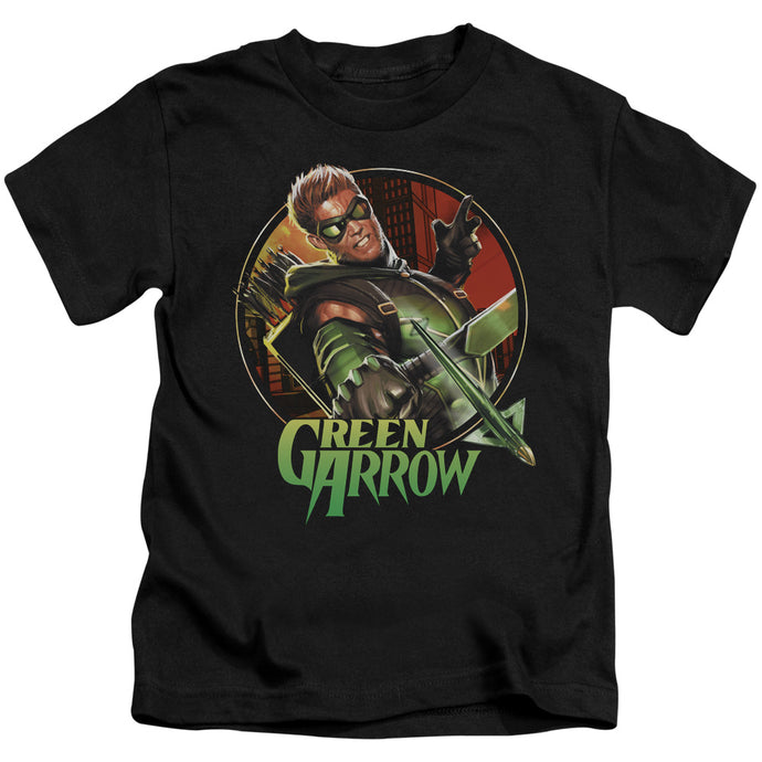 Jla - Sunset Archer Short Sleeve Juvenile 18/1 Tee - Special Holiday Gift