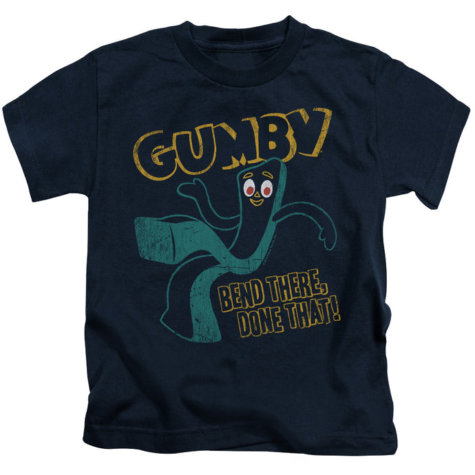 Gumby - Bend There Short Sleeve Juvenile 18/1 Tee - Special Holiday Gift