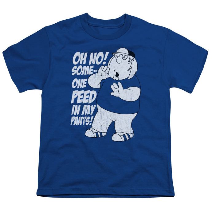 Family Guy - In My Pants Short Sleeve Youth 18/1 Tee - Special Holiday Gift