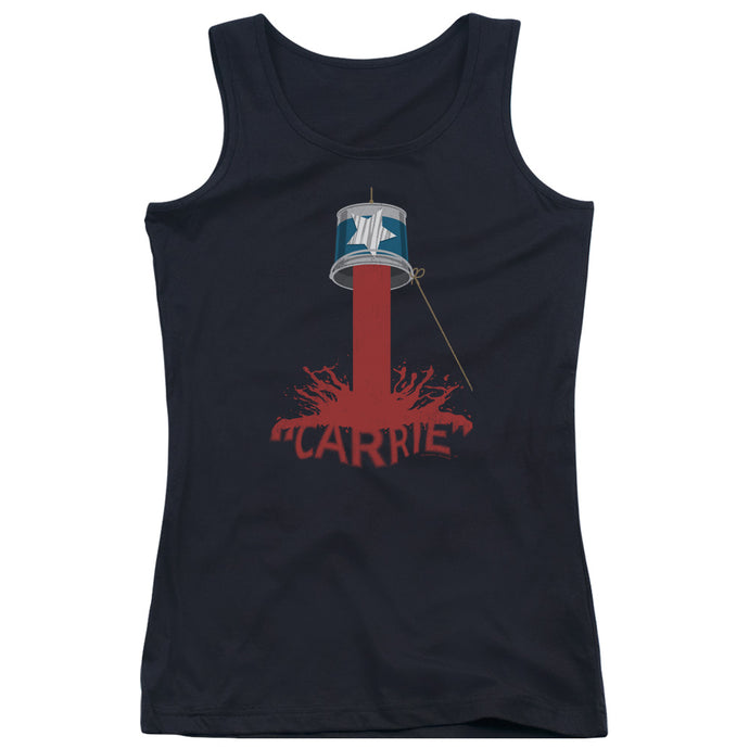 Carrie - Bucket Of Blood Juniors Tank Top - Special Holiday Gift