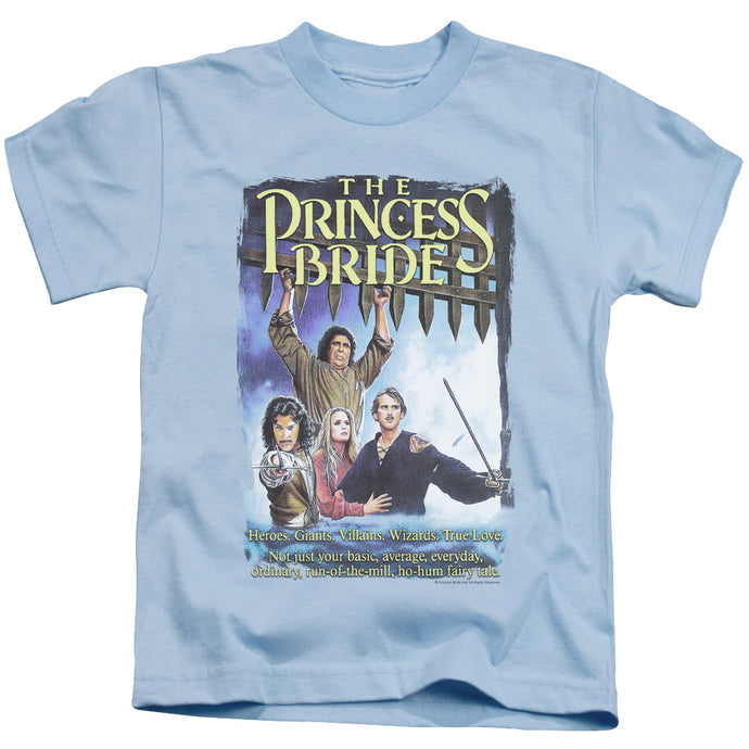 Princess Bride - Alt Poster Short Sleeve Juvenile 18/1 Tee - Special Holiday Gift