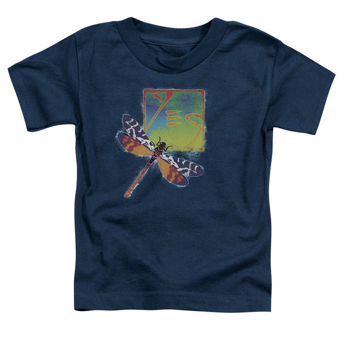 Yes - Dragonfly Short Sleeve Toddler Tee - Special Holiday Gift