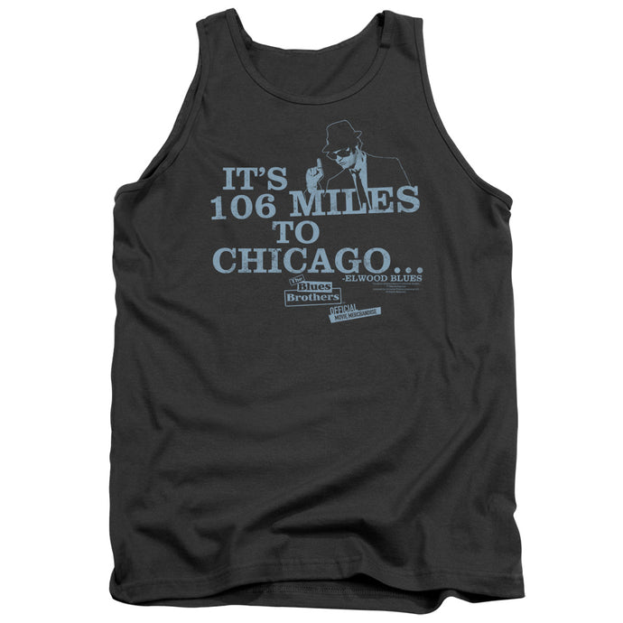 Blues Brothers - Chicago Adult Tank - Special Holiday Gift