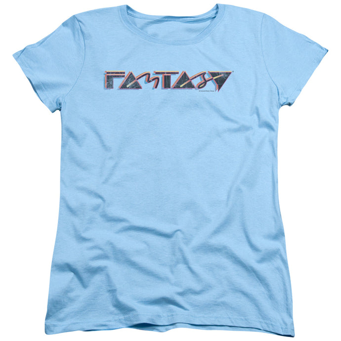 Fantasy - Fantasy 80 S Short Sleeve Women's Tee - Special Holiday Gift