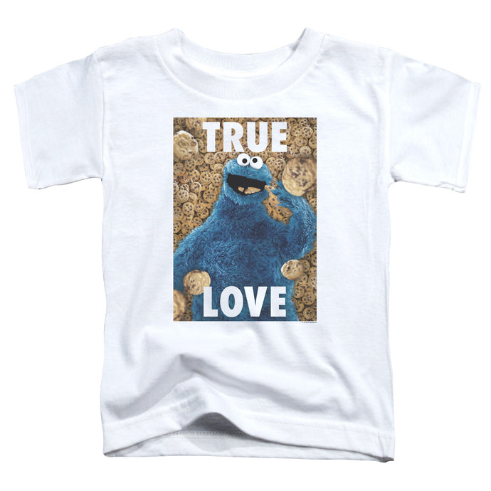 Sesame Street - Beautiful Cookies Short Sleeve Toddler Tee - Special Holiday Gift
