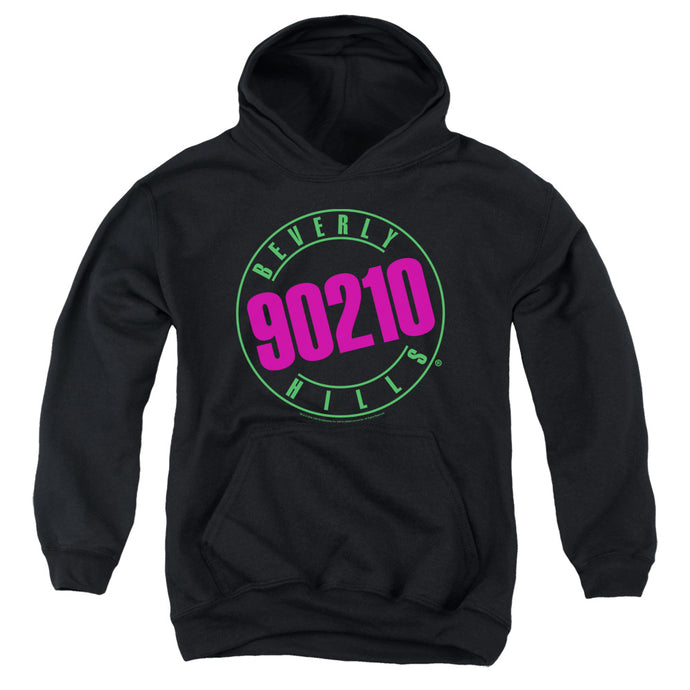 90210 - Neon Youth Pull Over Hoodie - Special Holiday Gift