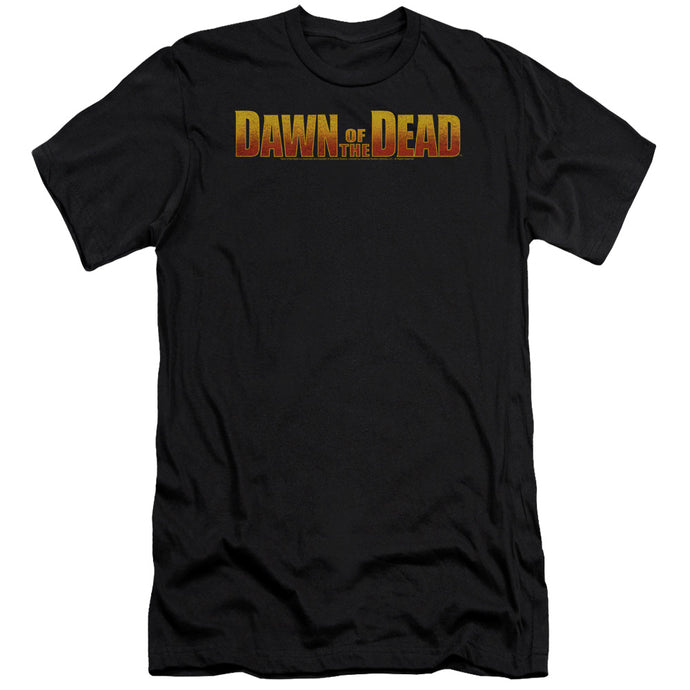 Dawn Of The Dead - Dawn Logo Short Sleeve Adult 30/1 Tee - Special Holiday Gift