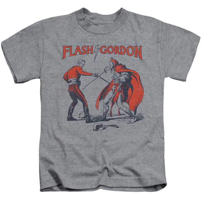 Flash Gordon - Duel Short Sleeve Juvenile 18/1 Tee - Special Holiday Gift