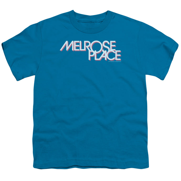 Melrose - Logo Short Sleeve Youth 18/1 Tee - Special Holiday Gift