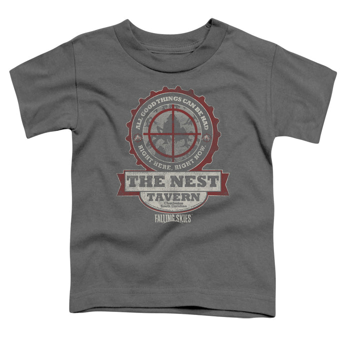 Falling Skies - The Next Short Sleeve Toddler Tee - Special Holiday Gift