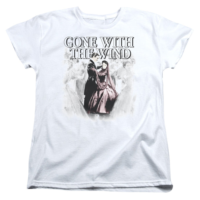 Gone With The Wind - Dancers Short Sleeve Women's Tee - Special Holiday Gift