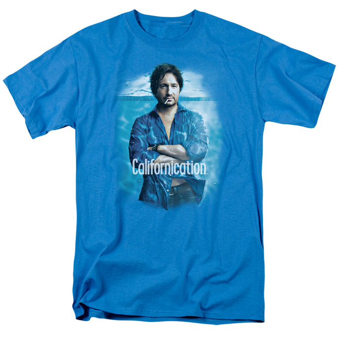 Californication - Way Too Deep Short Sleeve Adult 18/1 Tee - Special Holiday Gift