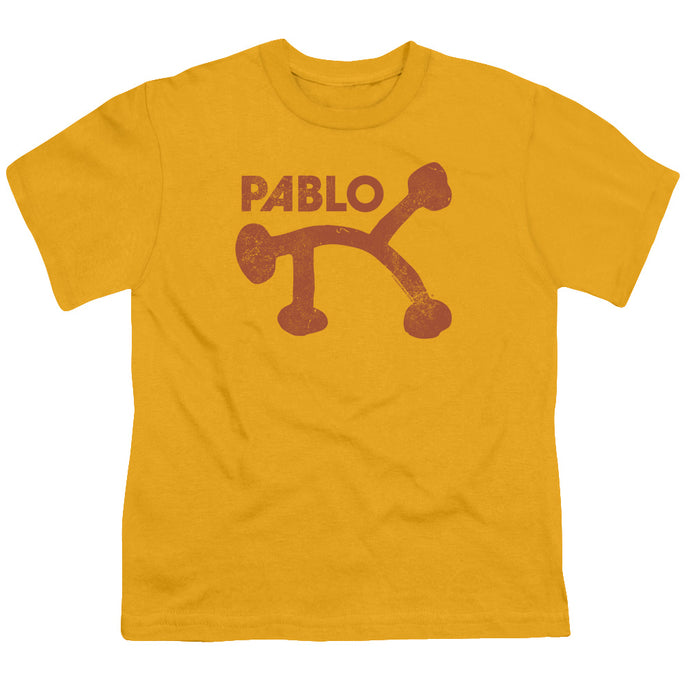 Pablo - Pablo Distress Short Sleeve Youth 18/1 Tee - Special Holiday Gift