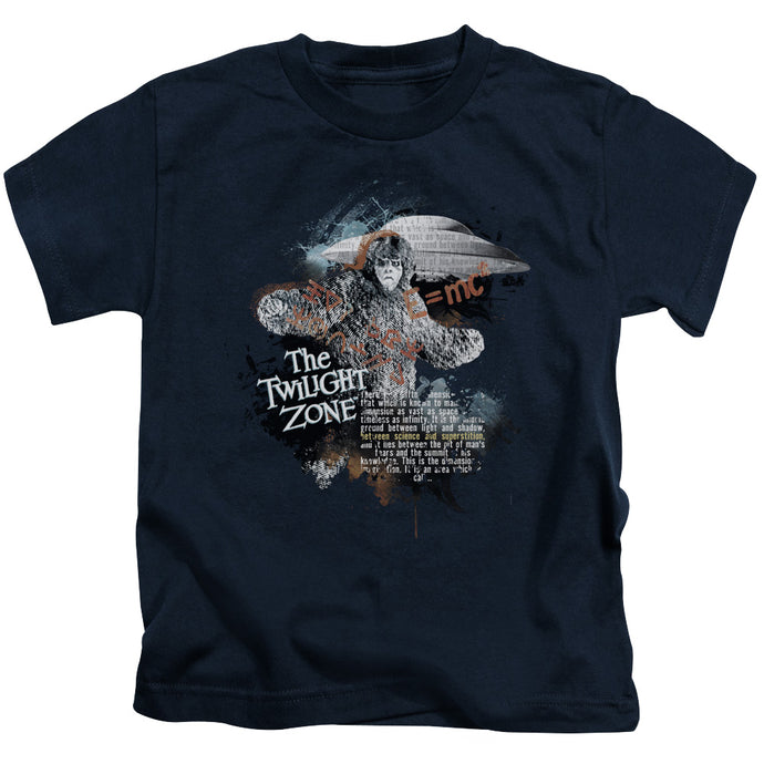 Twilight Zone - Science&Superstition Short Sleeve Juvenile 18/1 Tee - Special Holiday Gift