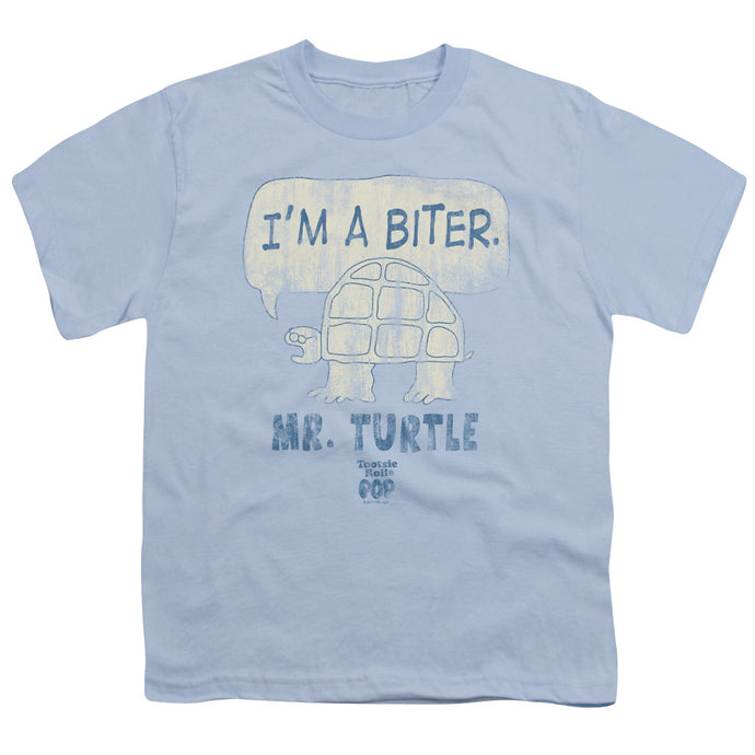 Tootsie Roll - I'm A Biter Short Sleeve Youth 18/1 Tee - Special Holiday Gift