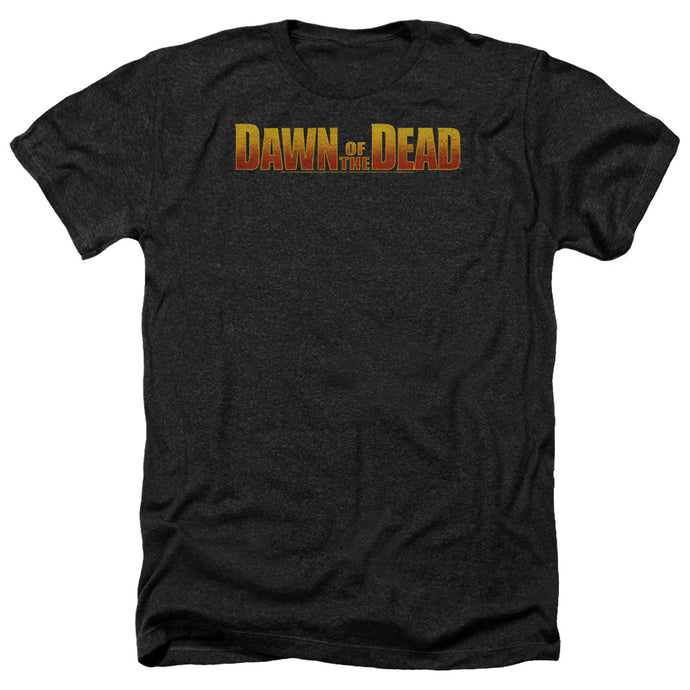 Dawn Of The Dead - Dawn Logo Adult Heather - Special Holiday Gift