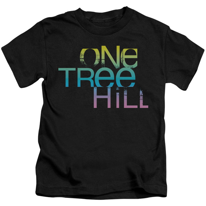 One Tree Hill - Color Blend Logo Short Sleeve Juvenile 18/1 Tee - Special Holiday Gift