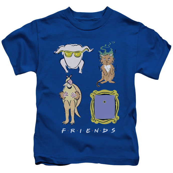 Friends - Sybmols Short Sleeve Juvenile 18/1 Tee - Special Holiday Gift