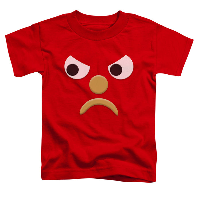 Gumby - Blockhead G Short Sleeve Toddler Tee - Special Holiday Gift