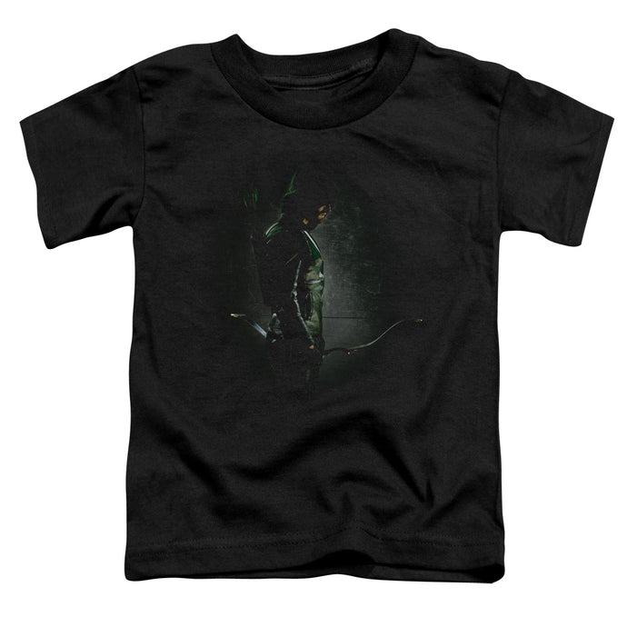 Arrow - In The Shadows Short Sleeve Toddler Tee - Special Holiday Gift