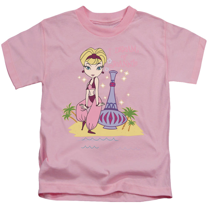 I Dream Of Jeannie - Island Dance Short Sleeve Juvenile 18/1 Tee - Special Holiday Gift