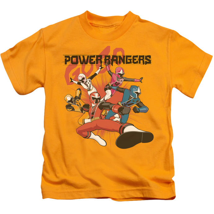 Power Rangers - Attack Short Sleeve Juvenile 18/1 Tee - Special Holiday Gift