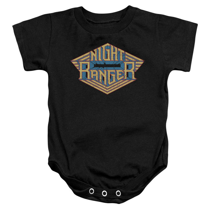 Night Ranger - Logo Infant Snapsuit - Special Holiday Gift