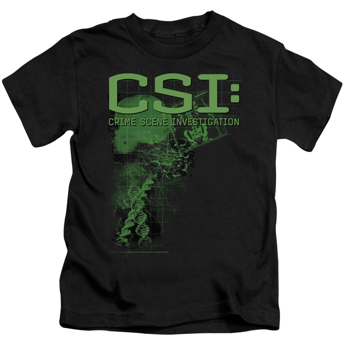 Csi - Evidence Short Sleeve Juvenile 18/1 Tee - Special Holiday Gift
