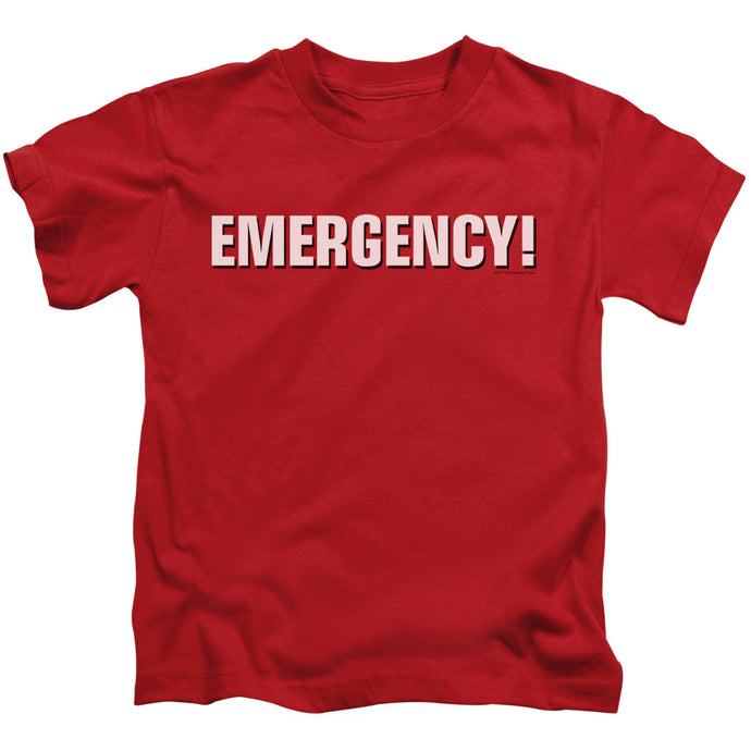 Emergency - Logo Short Sleeve Juvenile 18/1 Tee - Special Holiday Gift