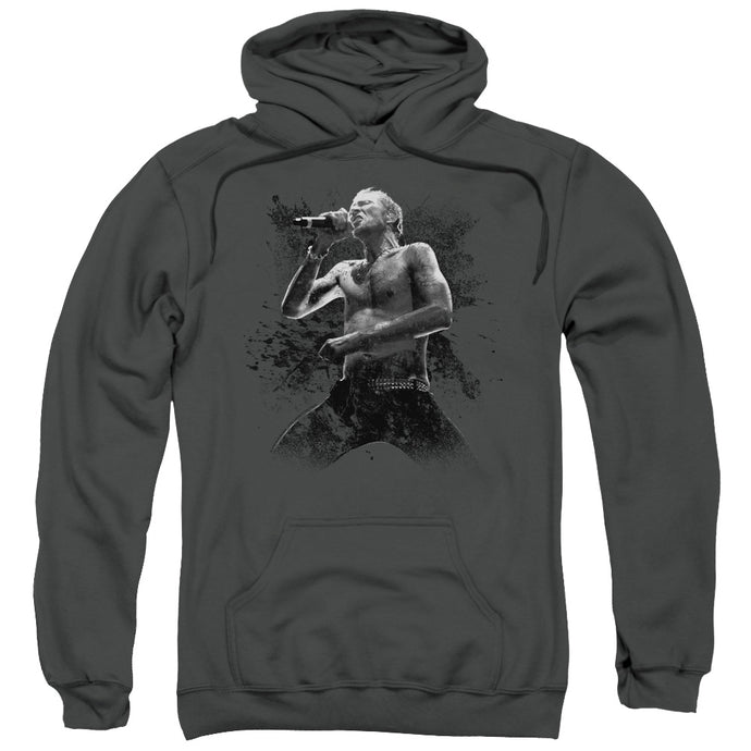 Scott Weiland - Weiland On Stage Adult Pull Over Hoodie - Special Holiday Gift