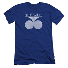 Bluesville - Bluesville Distress Premium Canvas Adult Slim Fit 30/1 - Special Holiday Gift