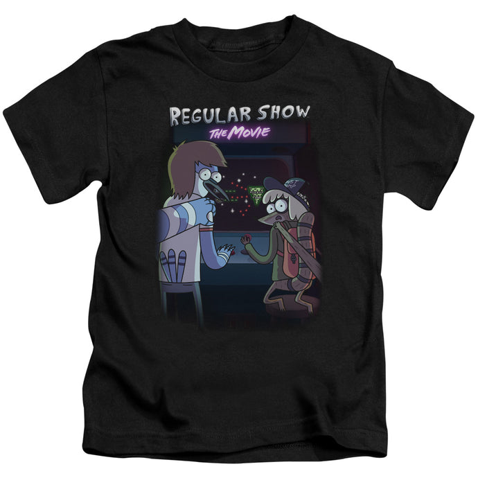Regular Show - Rs The Movie Short Sleeve Juvenile 18/1 Tee - Special Holiday Gift