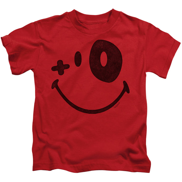 Smiley World - Fight Club Short Sleeve Juvenile 18/1 Tee - Special Holiday Gift