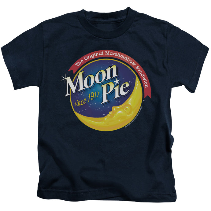 Moon Pie - Current Logo Short Sleeve Juvenile 18/1 Tee - Special Holiday Gift