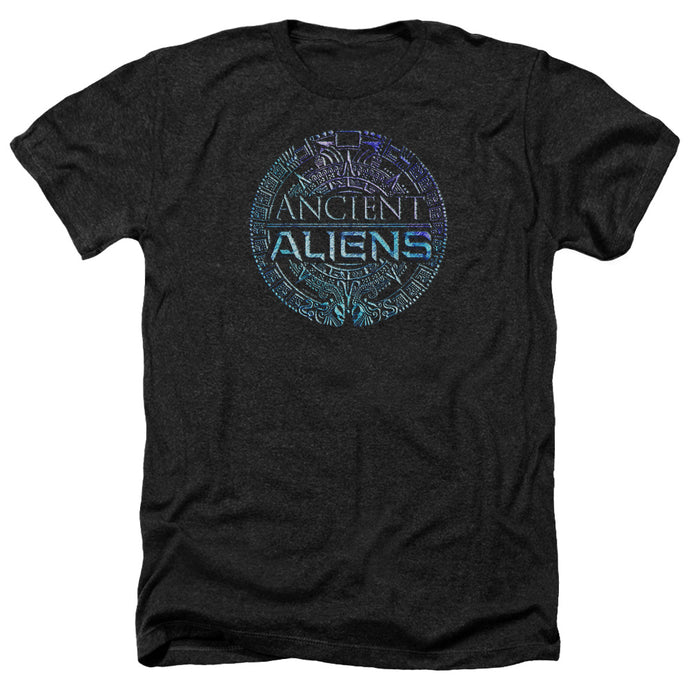 Ancient Aliens - Symbol Logo Adult Heather - Special Holiday Gift