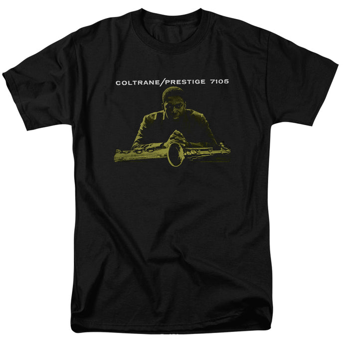 John Coltrane - Mellow Yellow Short Sleeve Adult 18/1 Tee - Special Holiday Gift
